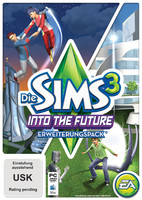 Cover zu Die Sims 3 Into the Future