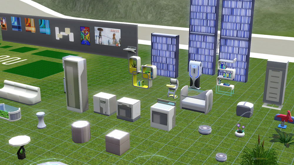 die sims 3 m bel download design. Black Bedroom Furniture Sets. Home Design Ideas